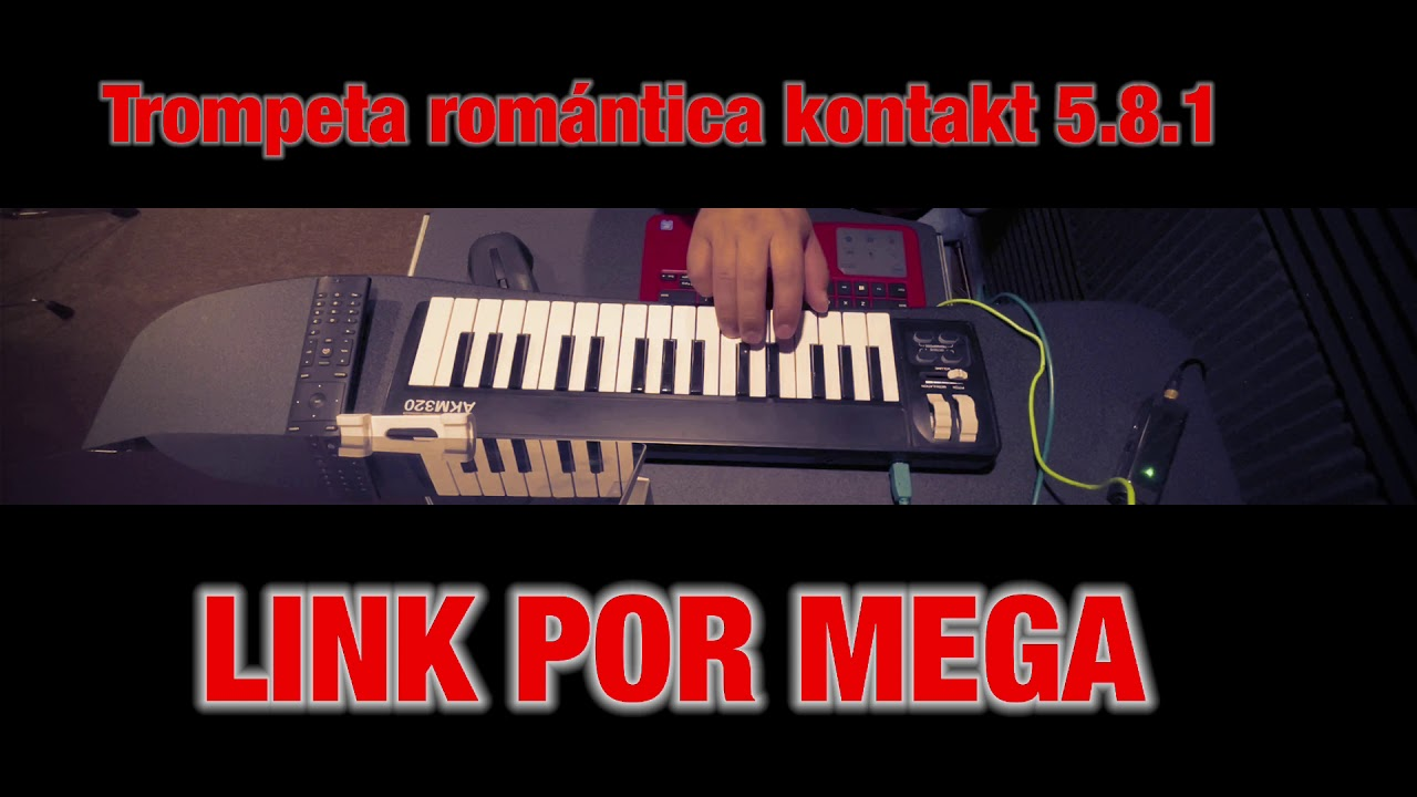 Samples gratis para kontakt ( trompeta romántica ) - YouTube
