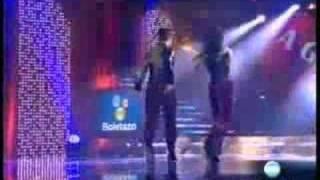 Bailando por el Mundo Laura y  Maxi (Argentina) - A go-go