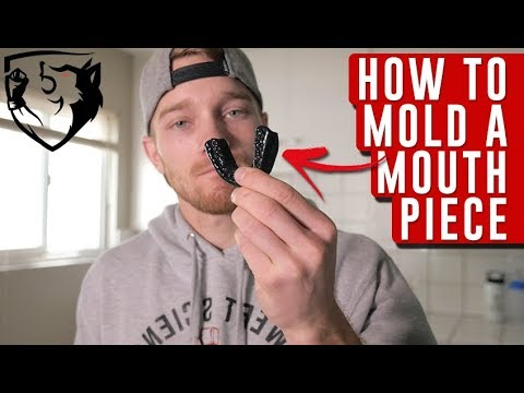 How to Mold a Mouthpiece (Stovetop/Microwave)