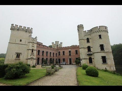 Bouchout Castle in Meise, Belgium