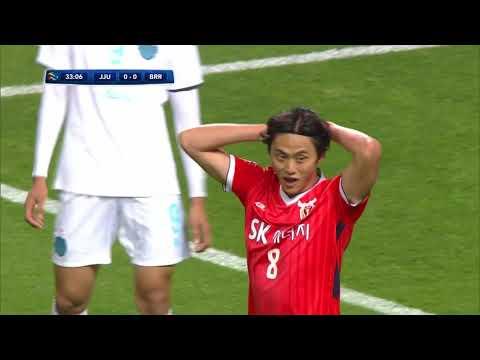 Jeju United FC 0-1 Buriram United (AFC Champions League 2018: Group Stage)
