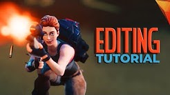 How to Edit a Gaming Montage (Fortnite) in Hitfilm Express - In-Depth Beginner Tutorial