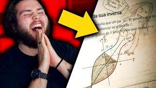 AS RESPOSTAS DE EXAMES MAIS ENGRAÇADAS #6