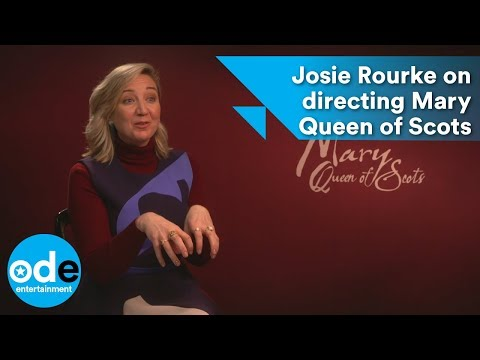 Josie Rourke on directing new movie Mary Queen of Scots