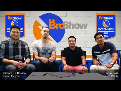 The Bro Show S01E07 - Going Big with Greg Slaughter