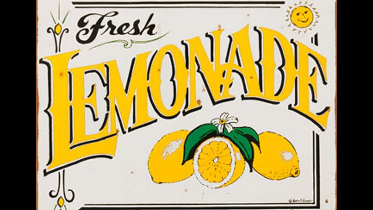 Fresh Lemonade - YouTube