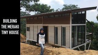 Meraki Tiny House Build