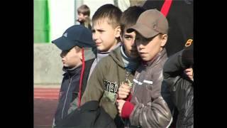 Детский футбольный турнир в Ялте. Март 2011 (Ялта-ТВ)
