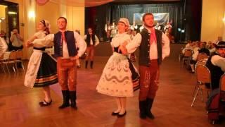X. Folklorní ples České Budějovice - Folklorní soubor Furiant