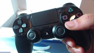 ps4 unboxing playstation 4 console controller launch edition livestream