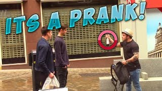 Making People Angry Prank! ~ GONE TOO FAR! | Funny Pranks by ComedyWolf!