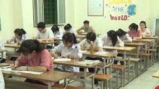 Hơn 100 thí sinh vắng mặt trong kỳ thi THPT quốc gia 2017 ở Lào Cai