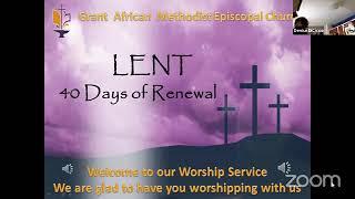Count It All Joy; Sunday Worship Service, February 21 2021