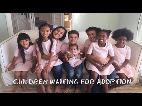 Children Waiting for Adoption
