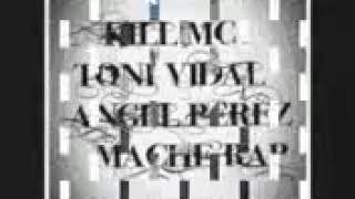 INFIERNO - S ANGEL PEREZ - KILL MC - TONY VIDAL - MACHE RAP