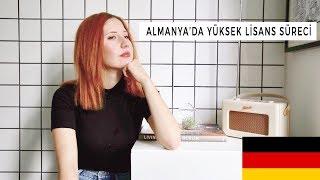 Yurt Dışında Yüksek Lisans Süreci | ALMANYA