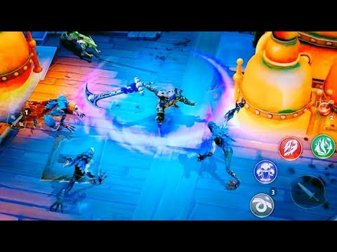 DUNGEON HUNTER 5- Action Rpg Games |Android, Gameplay