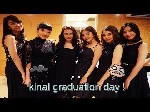 [SENVLOG] Sendy masuk lagi ke jkt48 ? gak deng hahah diundang graduation day nya kinal !
