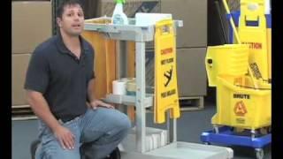 Globalindustrial.com Janitorial Carts