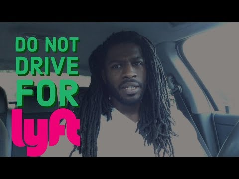 4 Reasons NOT to Drive for Lyft!
