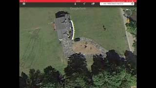 how to find Roman Atwoods house in google earth! must check Free HD Video