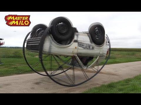 Garage 54 tests; RollGolf, Wipkar, Rollercoaster Ka