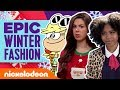 Epic Winter Fashion Quiz w/ JoJo Siwa, Daniella Perkins, & More! ❄️| Nick