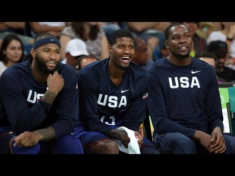 Fitzgerald: Despite superior skill, Team USA's road to gold in basketball will be challenging