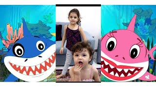 بيبي شارك🦈 | Baby Shark Dance | Sing and Dance! | Animal Songs | Songs for Children