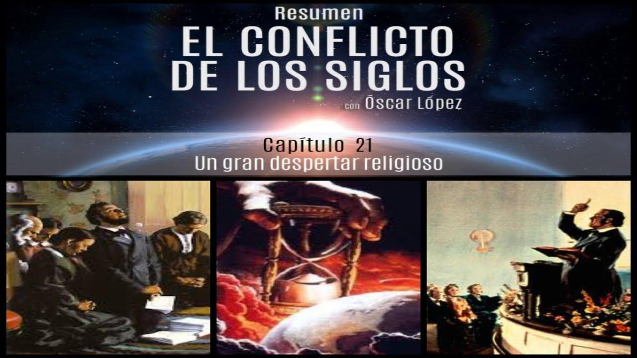 El Conflicto de los Siglos - Resumen - Capítulo 21 – Un gran despertar religioso