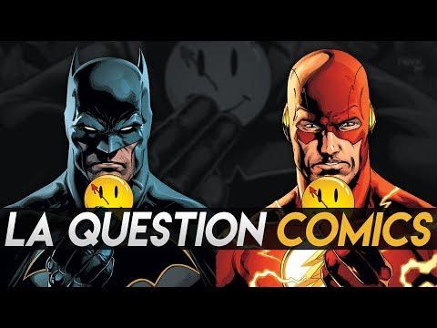 THE BUTTON DANS LA CHRONOLOGIE DC COMICS ? LQC #2