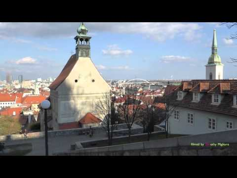 The City of Bratislava, Slovakia - 2016 - Mesto Bratislava , Slovensko
