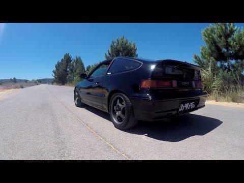 Teaser Honda CRX I-VT - Domingo 19:00 YouTube Yuri Frances
