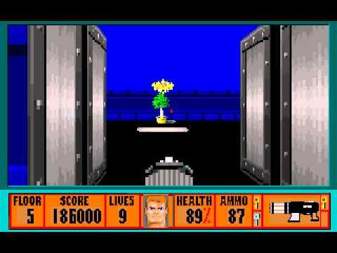 Wolfenstein 3D with Berlin Express.Level 5