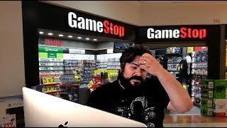 Top 5 Ways to Deal with a GAMESTOP Employee!!!