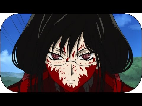 Anime Top 5: Splatter Anime