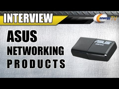 Newegg TV: ASUS Networking Products