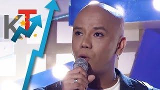 TNT Celebrity Champions Wacky Kiray sings 'Fly Me To The Moon'
