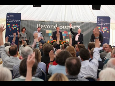 Beyond Borders - The Sunday Herald Debate: The New Auld Alliance - BBIF 2016