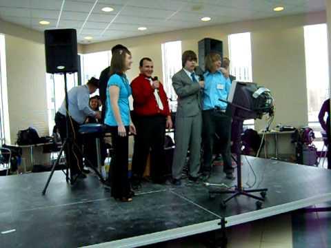 BPA Regionals 2011 karaoke