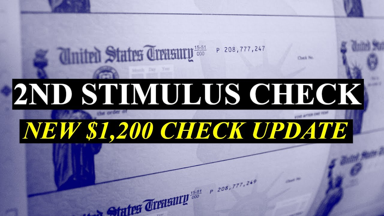NEW $1,200 Stimulus Check || More People Back The 40K per Year Income Cap || Stimulus Check Update