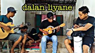Download DALAN LIYANE cover gitar kentrung ketipung by akuwistik