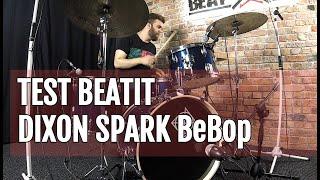 Test BeatIt: Dixon Spark PODSP 418 Drum Kit