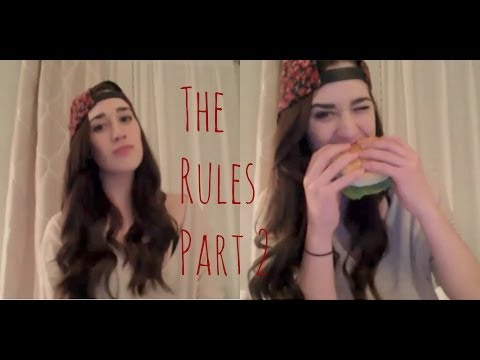 Katie Reads The Rules Part 2