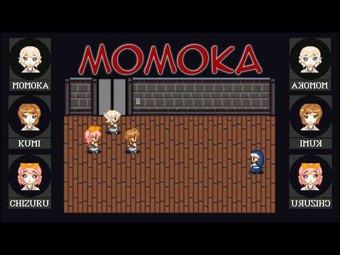 Momoka (RPG Maker Horror) - Full | Flare Let's Play | Underground of Horrid Secrets
