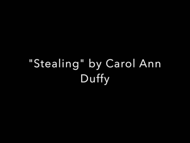 carol ann duffy should be part Higher english carol ann duffy learning resources for adults, children, parents and teachers.