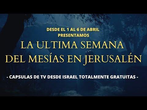 Por Primera Vez En La HistoriaTransmisiones En Vivo Exclusivas Desde Israel