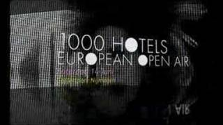 TOKIO HOTEL - 100 HOTELS OFFICIAL COMMERCIAL!