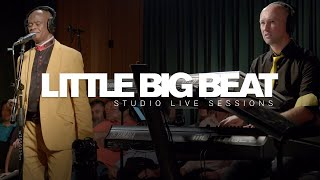 THE HORNY FUNK BROTHERS - DIGGIN' ON JAMES BROWN - STUDIO LIVE SESSION - LITTLE BIG BEAT STUDIOS