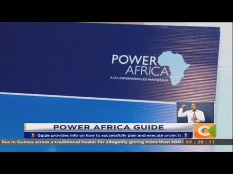Power Africa launches guide to community engagement in Kenya